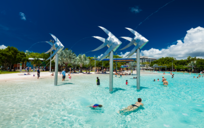 Beat the Heat – Best Swimming Spots in Cairns Area